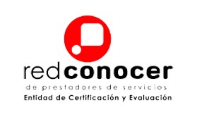 Logo RED CONOCER